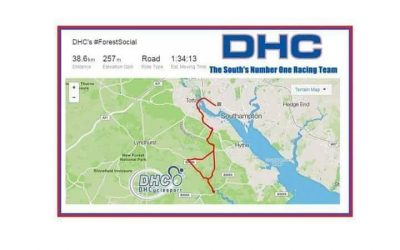 DHC's Thursday Forest Ride